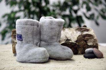 Pickapooh Stiefel Wollfleece, div. Farben