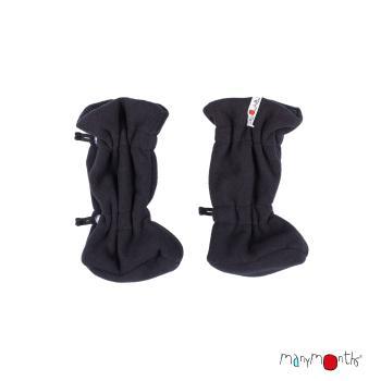 Manymonth Winter Booties (Foggy Black)