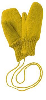 Disana Walk-Handschuhe (curry)