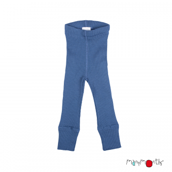 Manymonth Unisex Leggings (Cosmos Blue)