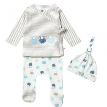 Piccalilly Baby-Set (Schaf)