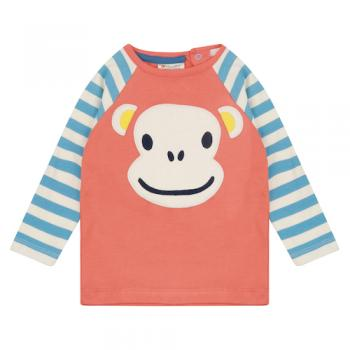 Piccalilly Langarmshirt (Affe)