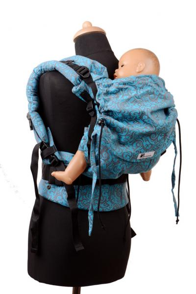 Baby Roo Huckepack Medium (Tendril)