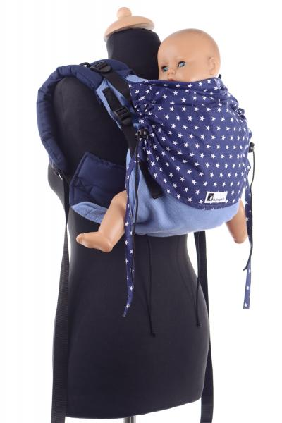 Baby Roo Huckepack Onbuhimo Toddler (Sterne)